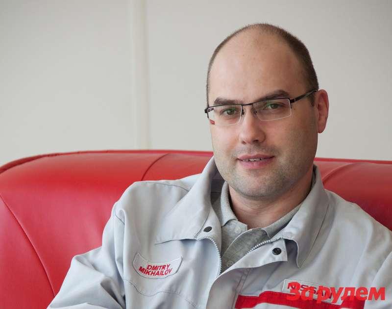 Nissan Дмитрий Михайлов