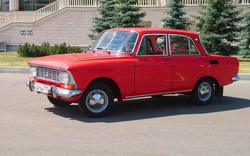 Москвич-412: вот как советские инженеры переделали двигатель BMW