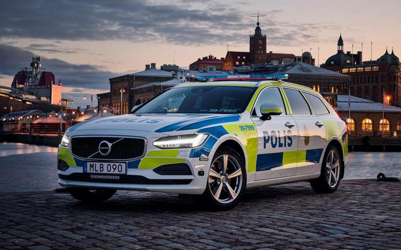 Топ-22 лучших ихудших полицейских автомобилей мира— фото 983552
