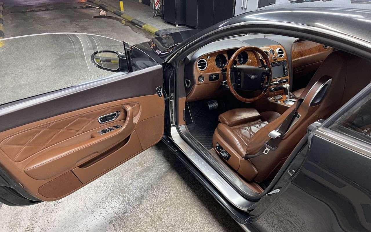 Роскошь недорого: как выбрать Bentley спробегом (ине разориться потом)— фото 1243397