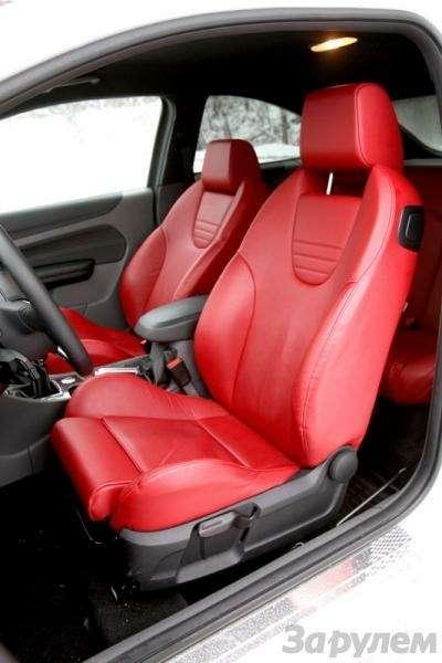 Seat Leon Cupra, Ford Focus ST: Надва лица (ВИДЕО)— фото 92018