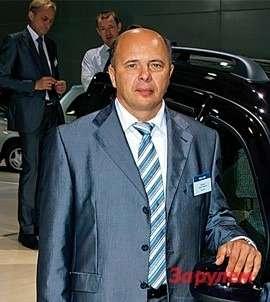 Игорь Львович КОТИКОВ, начальник отдела НТЦ АВТОВАЗа