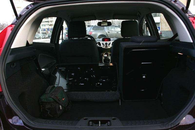 Новый Ford Fiesta: первое знакомство (ВИДЕО)— фото 5776