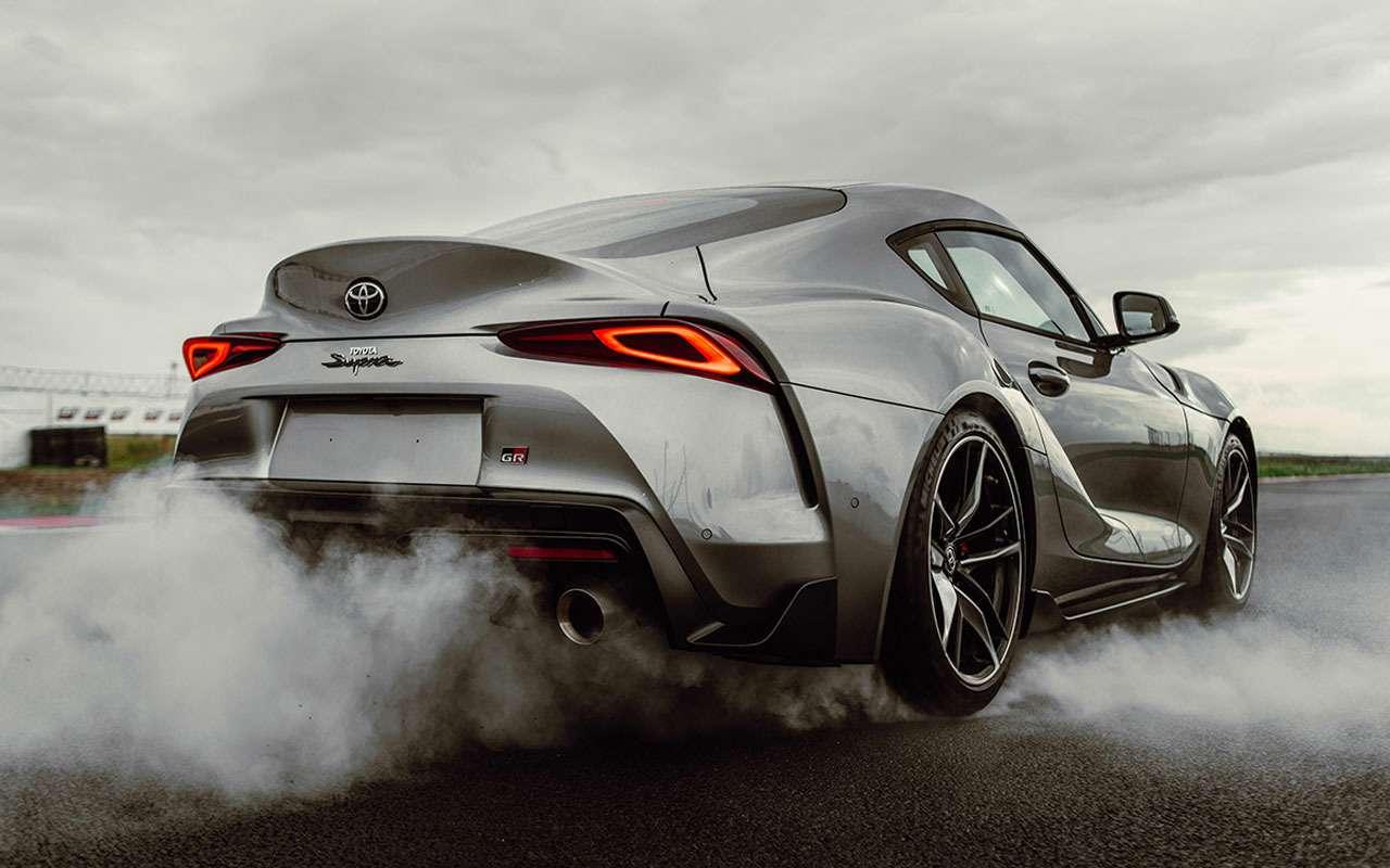 Новая Toyota уже впродаже— особая GRSupra— фото 991012
