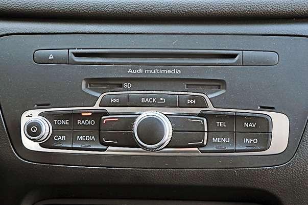 Audi Q32.0 TFSI quattro