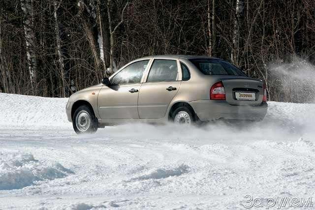 Тест Renault Logan, Lada Kalina, Lada 110, Daewoo Nexia, Chevrolet Lanos. Сделано вСССР— фото 64314