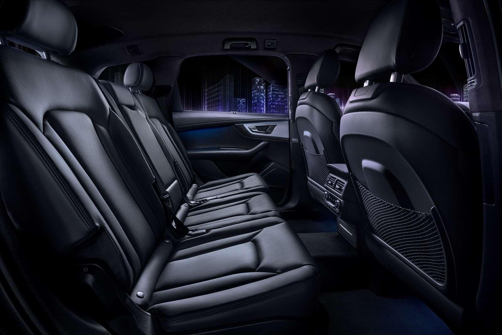Audi Q7получил спецверсию дляроссийских меломанов— фото 783192