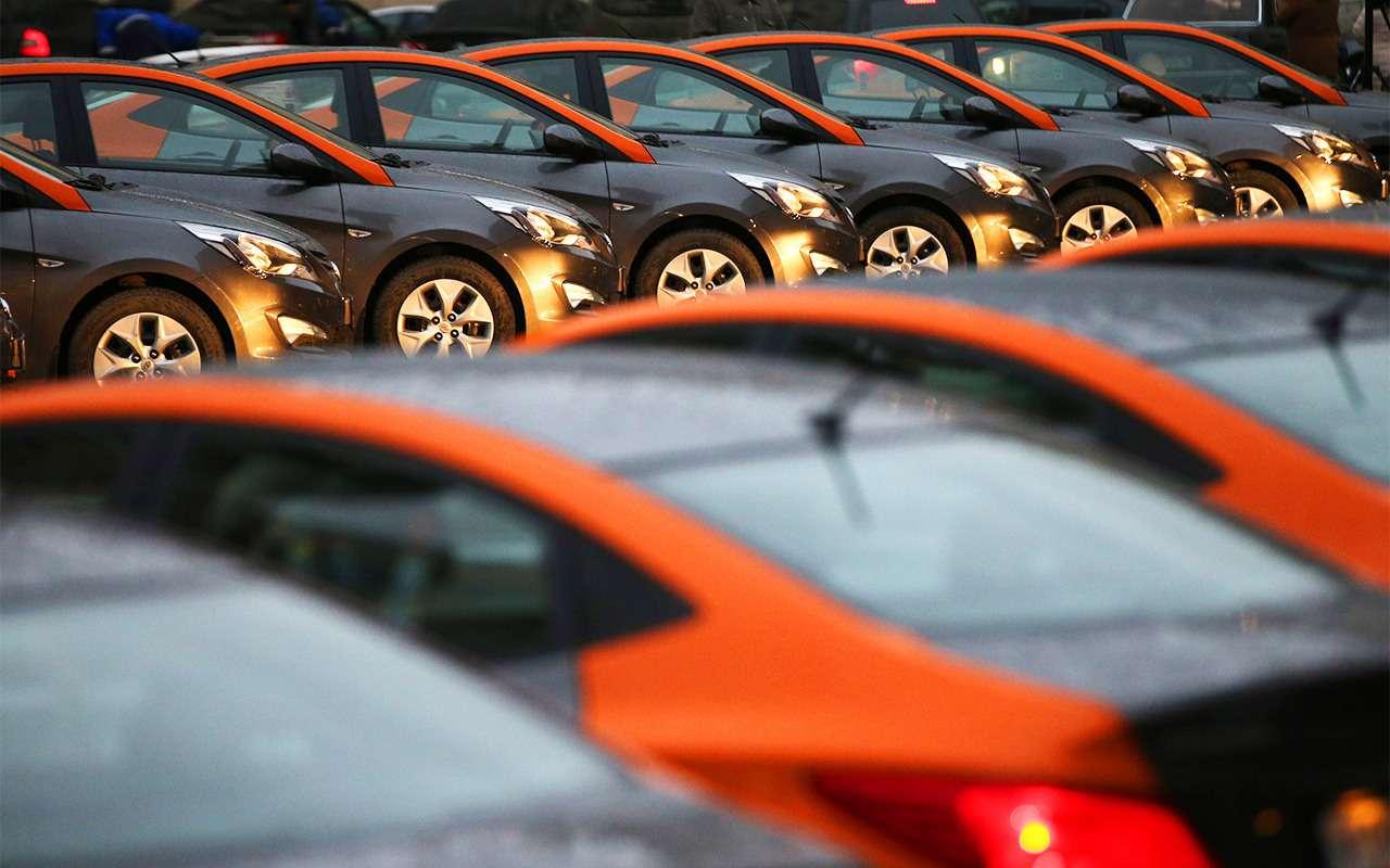 Каршерингом попробкам: почему транспортный коллапс неизбежен?— фото 865761