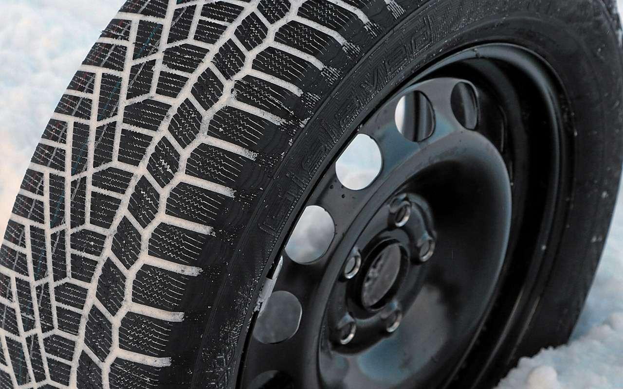 Большой тест зимних шин: выбор экспертов «Зарулем»— фото 1170266