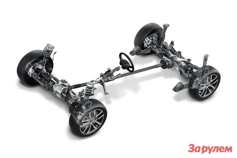 Derneue Volkswagen Golf 4MOTION