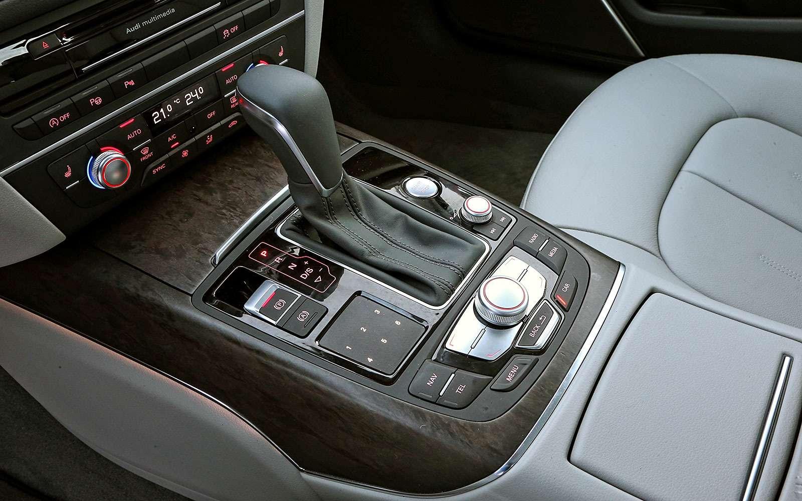 Audi A6: пора напенсию?— фото 711235
