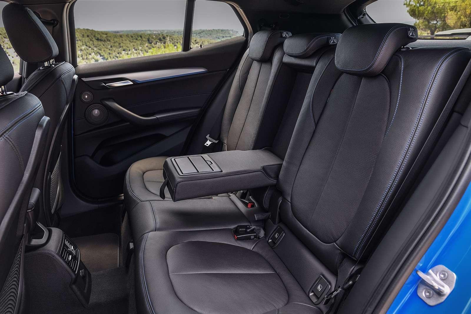 BMWрассекретила российские цены накроссовер X2— фото 809814