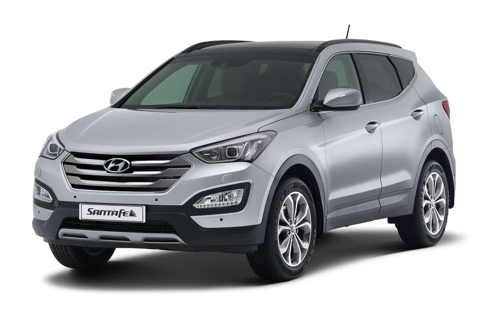 Hyundai Tucson или Santa Fe: на что потратить два миллиона рублей? — фото 601338