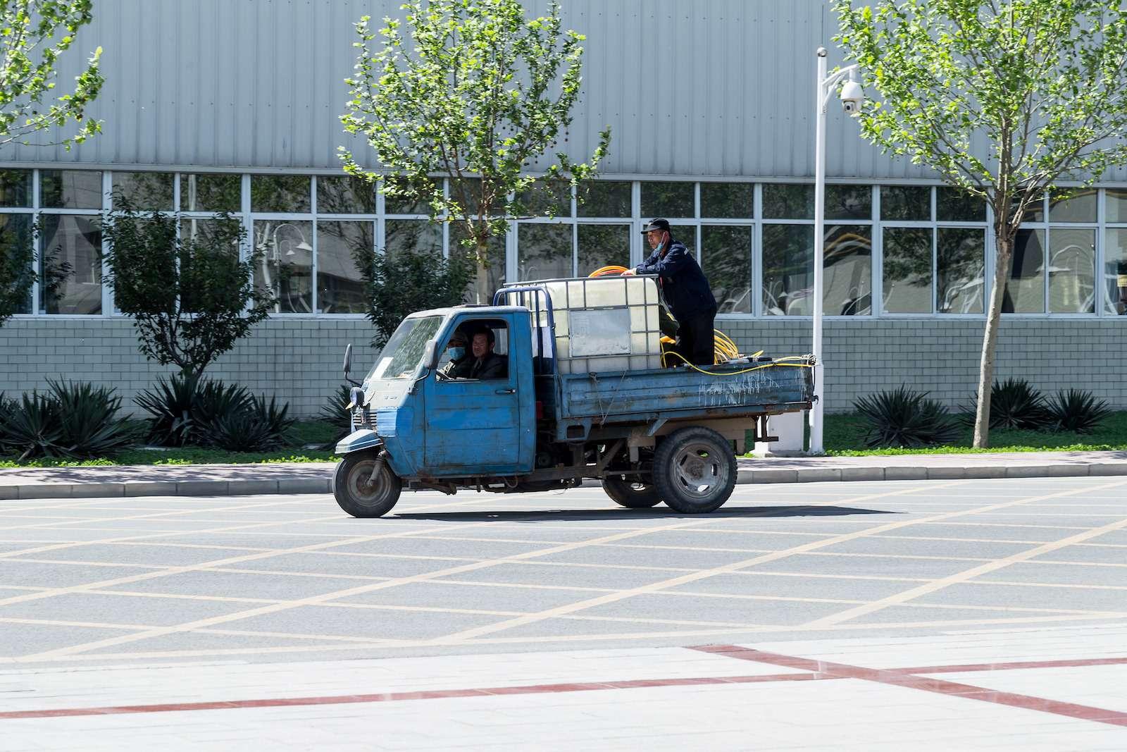 Каксобирают кроссоверы вКитае— фото 750331