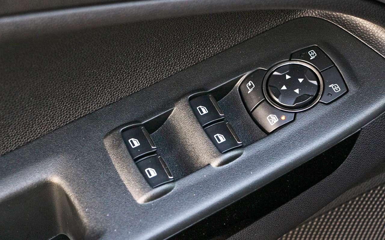 Обновленный Ford EcoSport— тест-драйв «Зарулем»— фото 838848