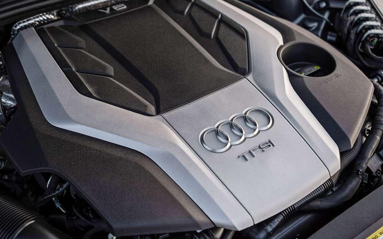 Новый Audi А6: автопилот третьего уровня— фото 880421