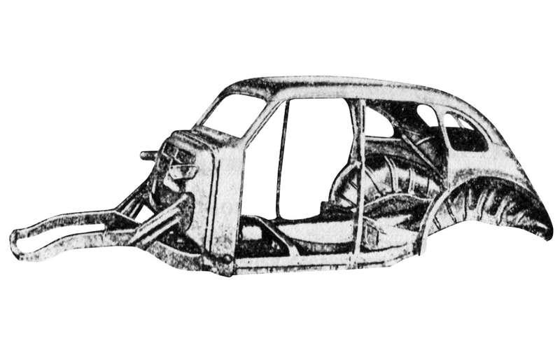 Победа ГАЗ-М20— чья копия?