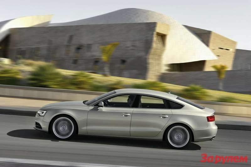 Audi A5Sportback 2012 1600x1200 wallpaper 05