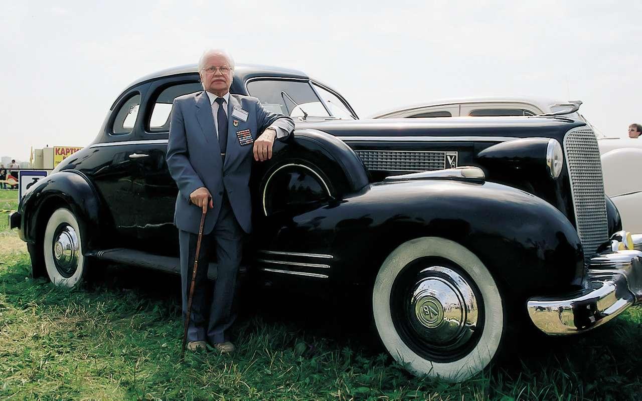 Автомобили советской богемы— как она добывала иномарки— фото 1101122