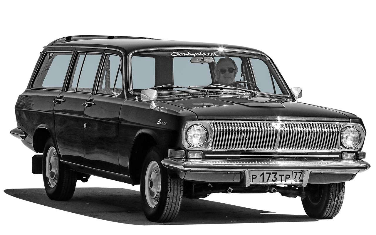 Самый желанный автомобиль вСССР: тест недоступной Волги— фото 992096