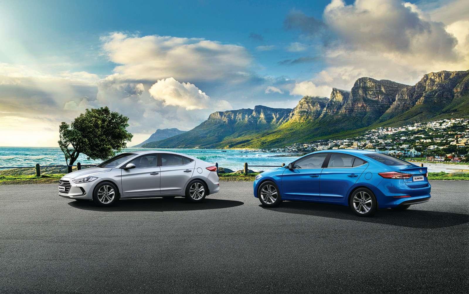 В России объявлены цены истартовали продажи новой Hyundai Elantra— фото 596825
