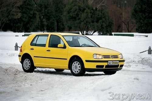 ТЕСТ Alfa Romeo 147, Peugeot 307, Volkswagen Golf. ОДНОКЛАССНИКИ РАЗНЫХ ШКОЛ— фото 27662