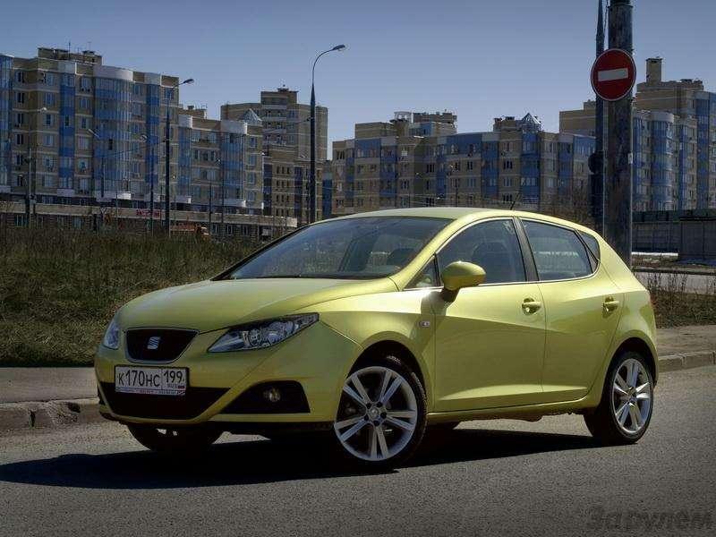 SEAT New Ibiza: SEAT не Volkswagen?— фото 6684