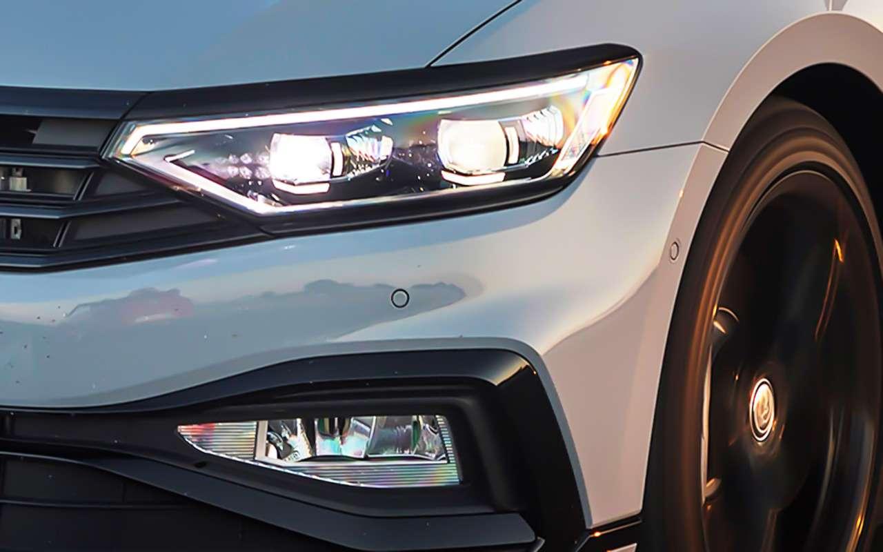 7 главных изменений обновленного Volkswagen Passat— фото 981676