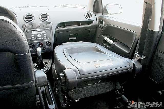 Тест-драйв Ford Fusion, Nissan Note. НОТКА ПРЕВОСХОДСТВА— фото 65012