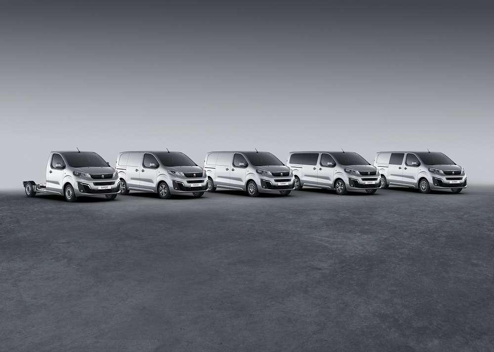 Новые Peugeot Expert иCitroen Jumpy приедут вРоссию вэтом году— фото 691261