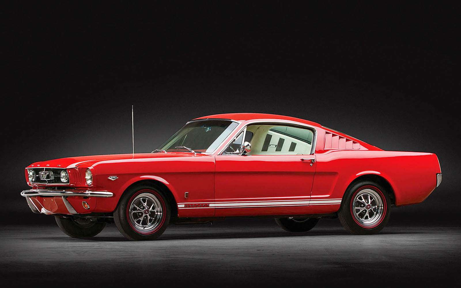 Ford Mustang, 1962-1973