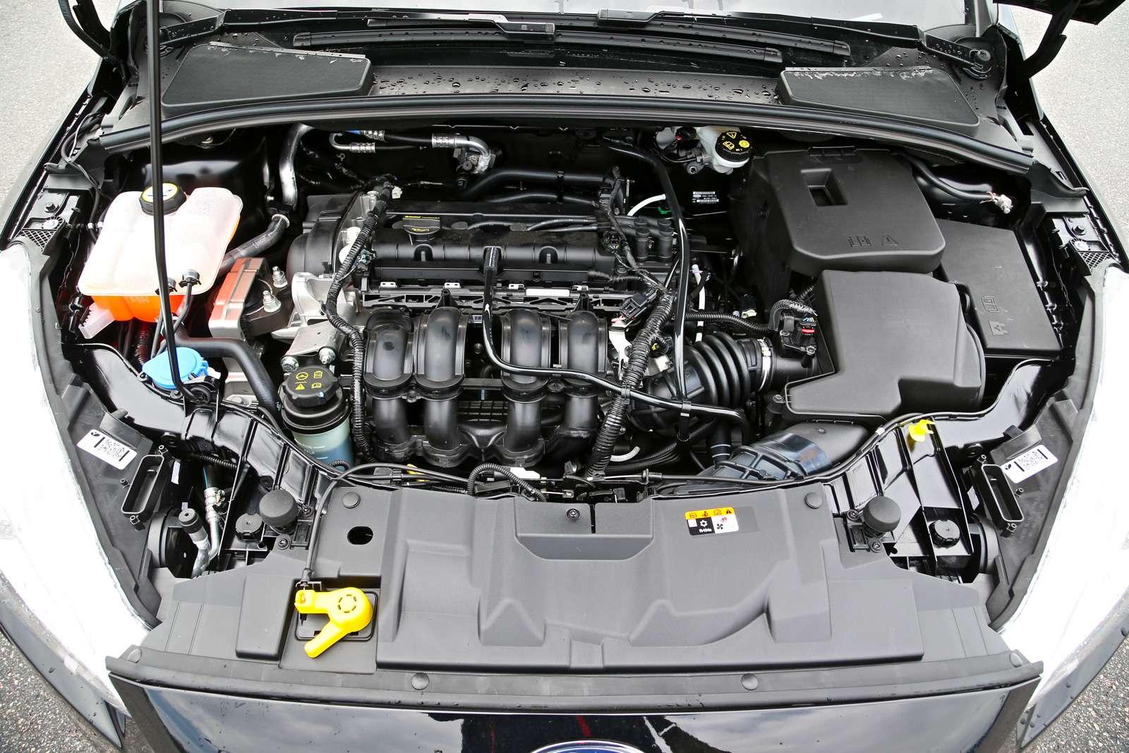 Тест Ford Focus LPG: экономим спропан-бутаном— фото 603374