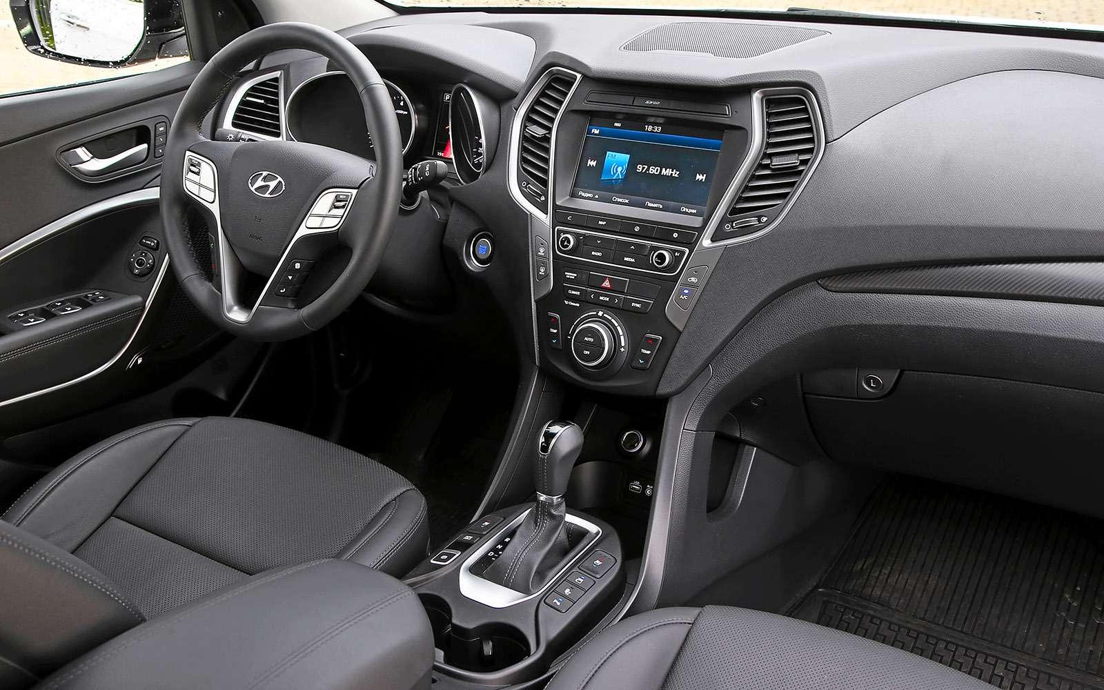 Новый Renault Koleos против конкурентов: буржуа, лесник иленивец— фото 780193