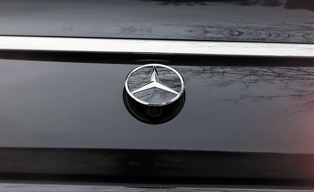 Mercedes-Benz S500 4Matic Coupe