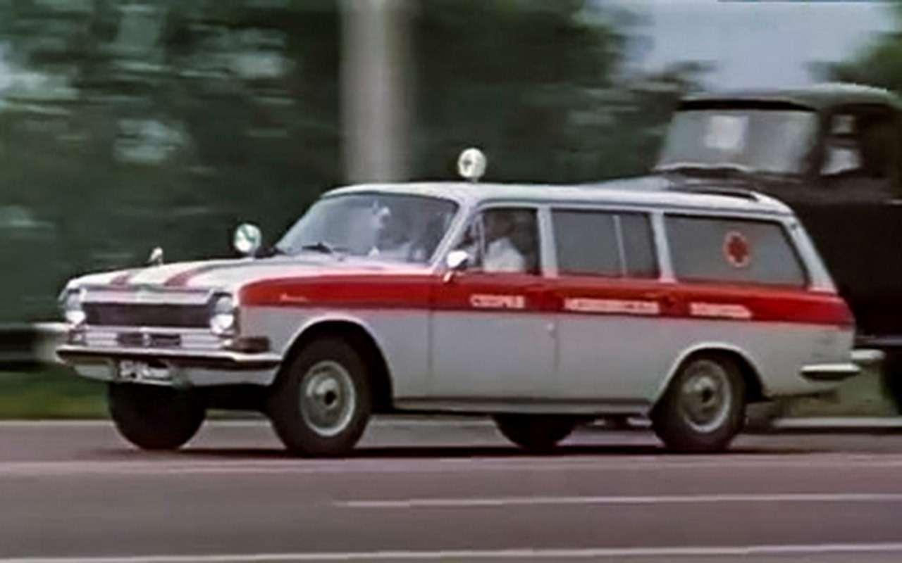 Самый желанный автомобиль вСССР: тест недоступной Волги— фото 992077