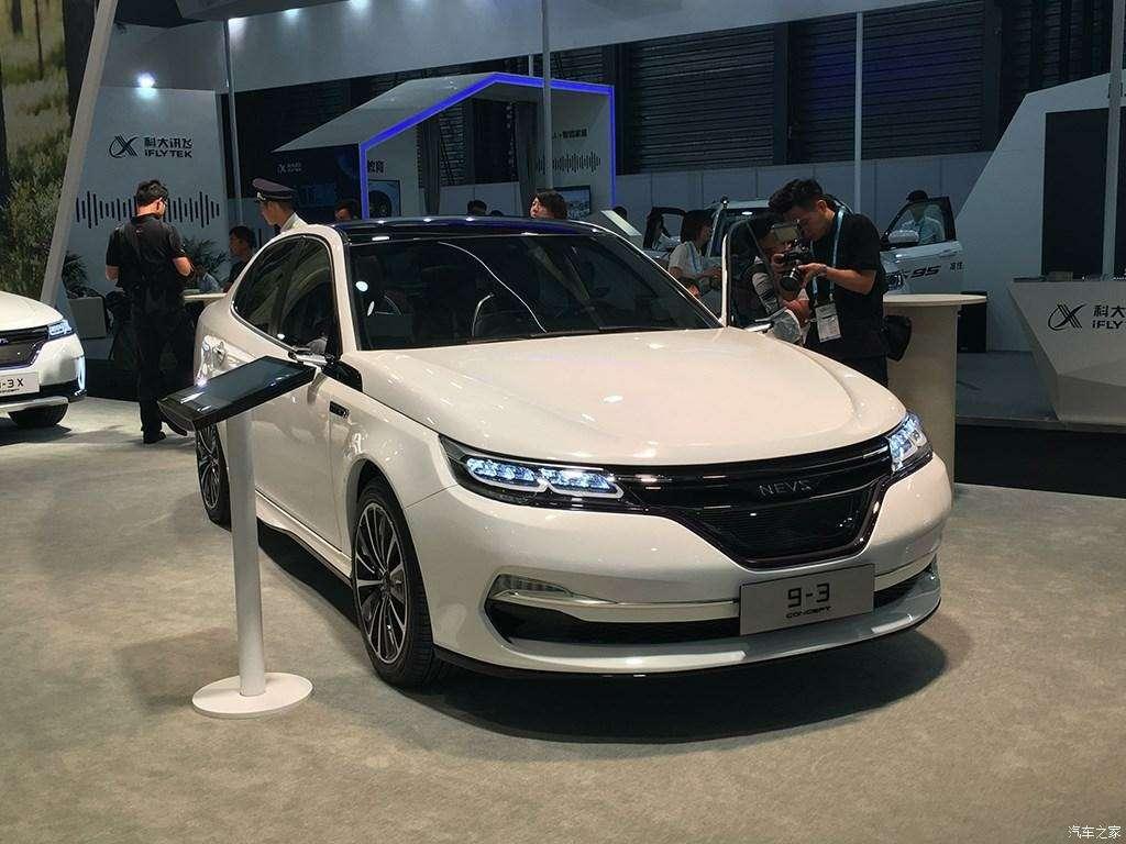 Ничего шведского: китайский Saab дебютировал навыставке CES Asia— фото 762409