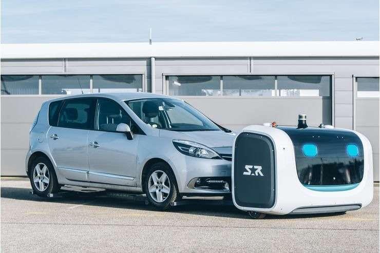 Будущее уже здесь: запущен робот-парковщик— фото 951101