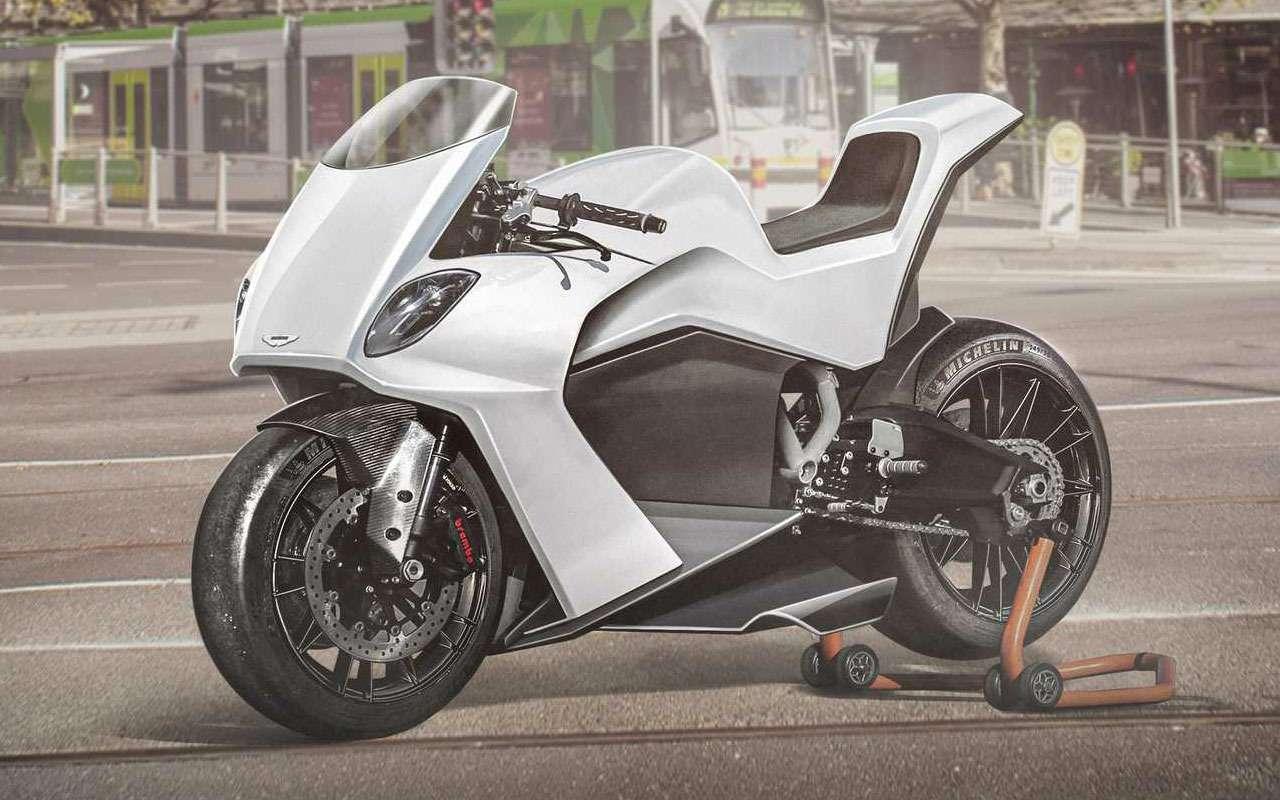 Еслибы создатели суперкаров выпускали мотоциклы— фото 1223225
