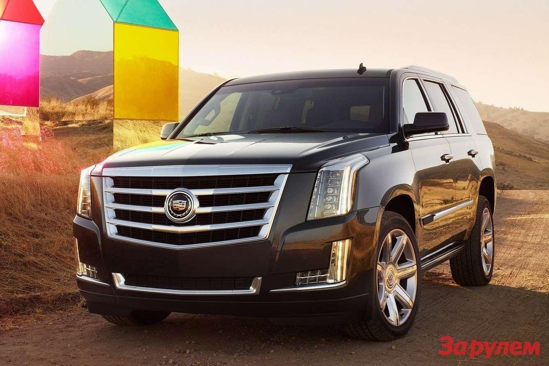 Cadillac Escalade 2015 1600x1200 wallpaper 03