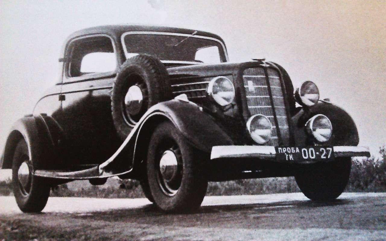 Спорткары, кабриолеты, родстеры... 15уникальных советских машин— фото 984952