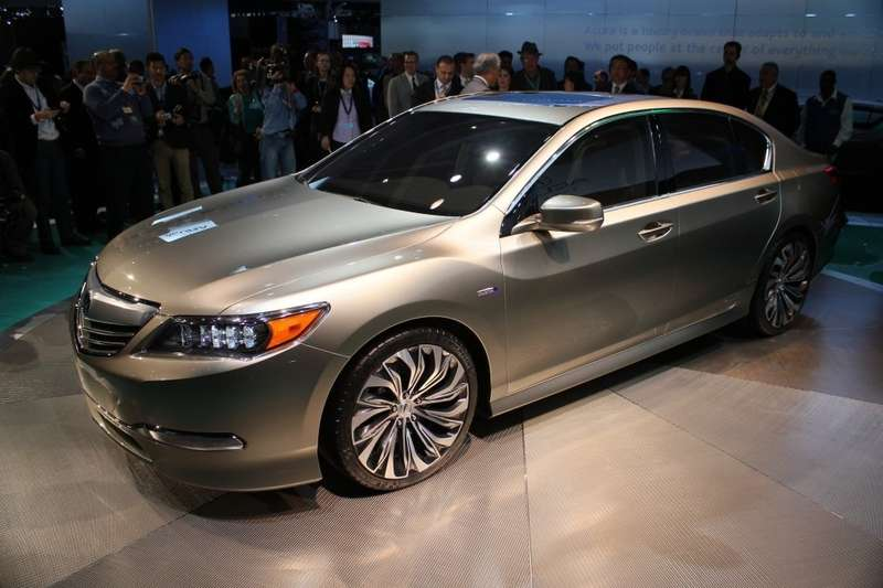 Acura RLX Concept side-front view_no_copyright