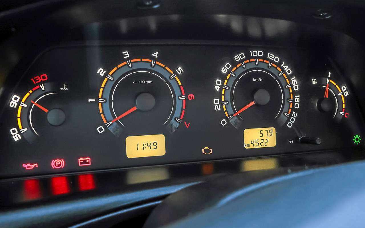 Lada Niva Travel— очень подробный тест— фото 1229355