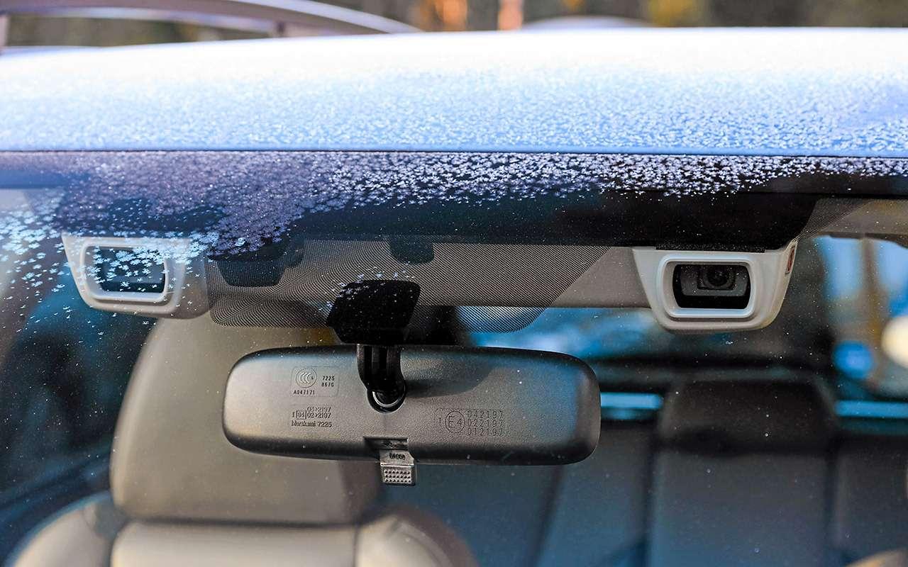 Новый Toyota RAV4, Forester иOutlander: большой тест кроссоверов— фото 1057706