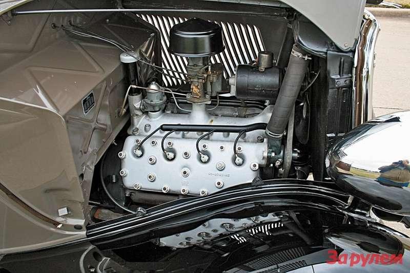 1933 Ford V8Model 40Cabriolet