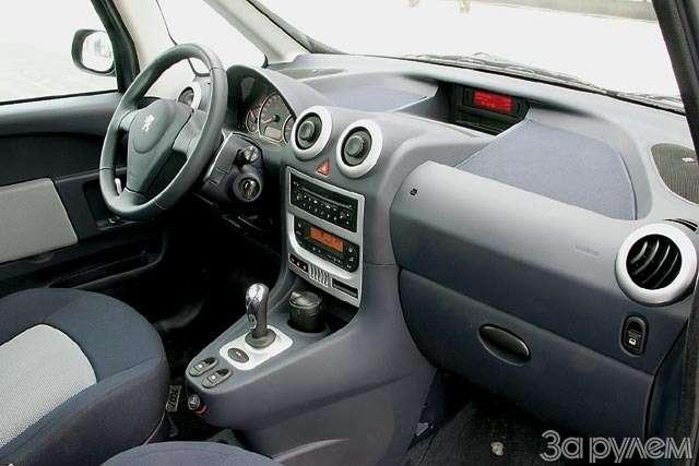 Тест Renault Modus, Peugeot 1007, Honda Jazz. Загадки малых форм— фото 61779