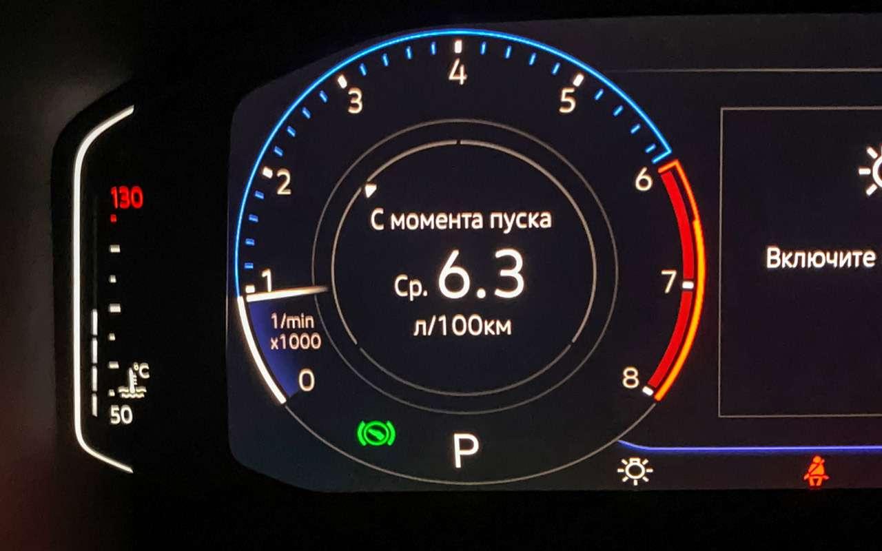 VWPolo 2020с турбо иDSG: итоги первой зимы— фото 1235993