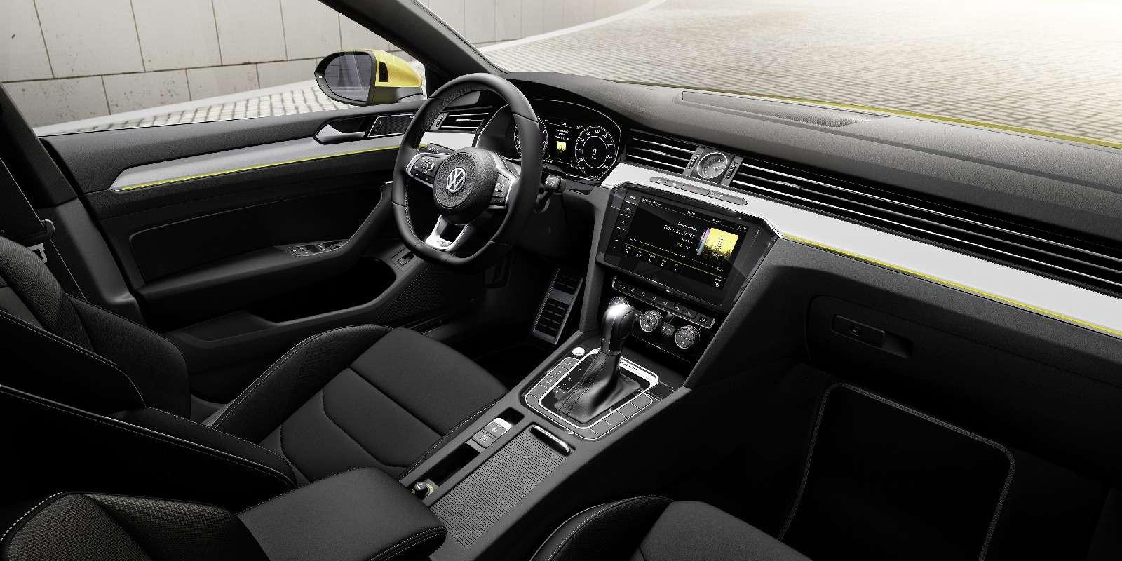 Volkswagen Arteon: это вам не Це-Це!— фото 717146