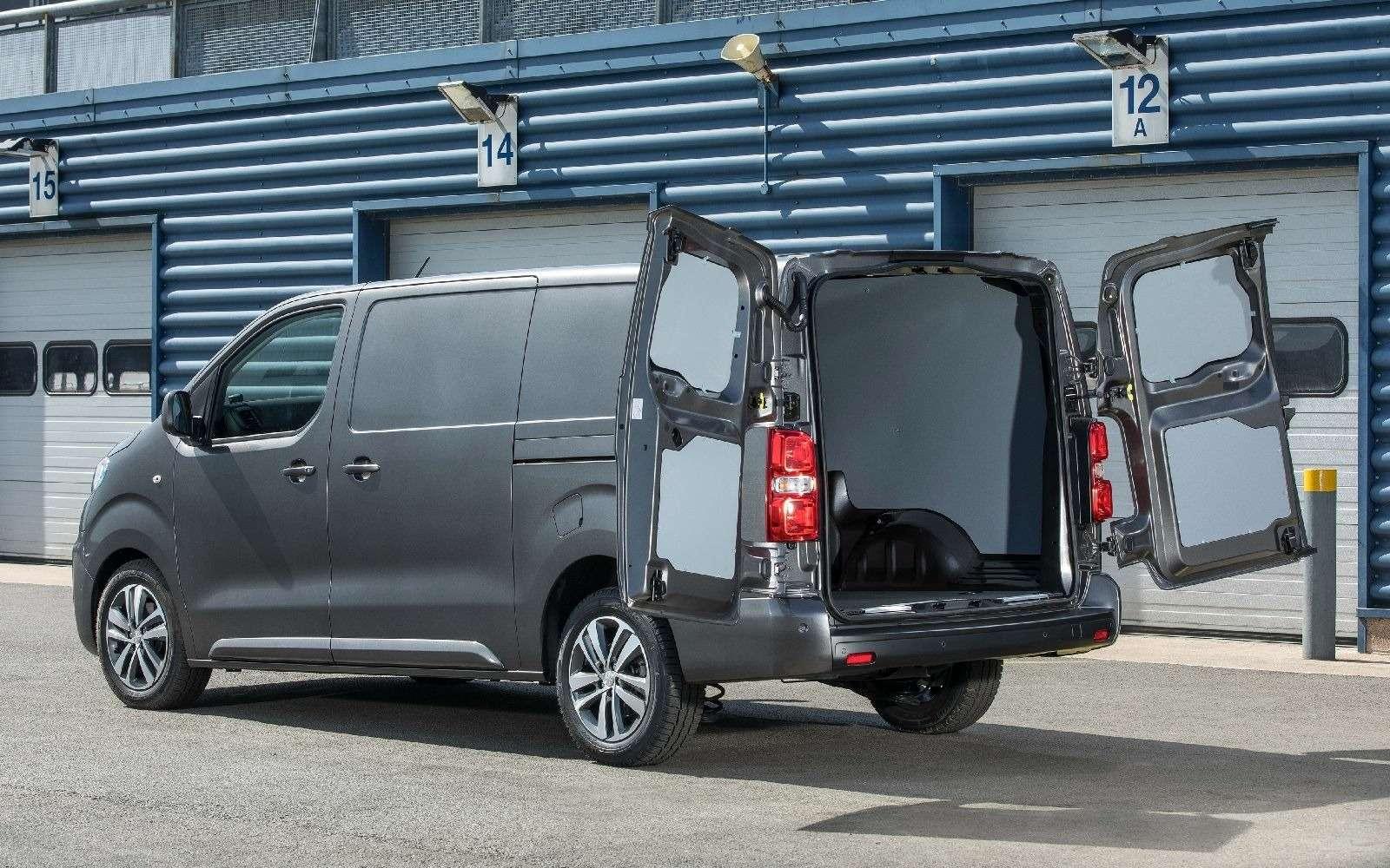 У ГАЗели Next появятся конкуренты изКалуги— фургоны Peugeot иCitroen— фото 820473