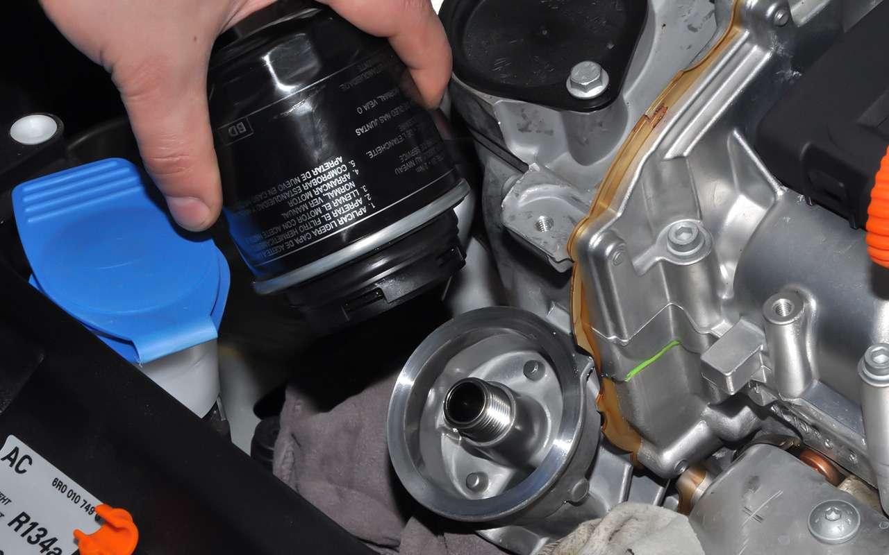 Всепроблемы двигателя Volkswagen 1.6— экспертиза «Зарулем»— фото 981081