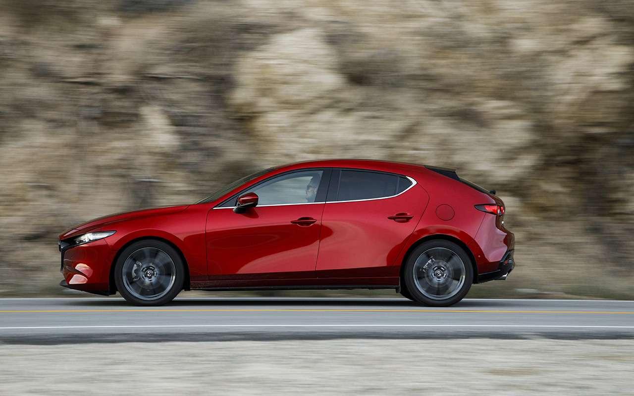 Новая Mazda 3: цены икомплектации— фото 980472
